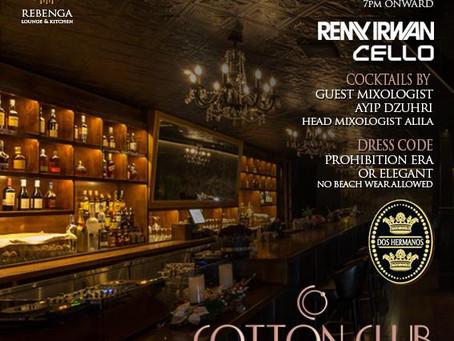 Cotton Club at Rebenga Lounge & Kitchen