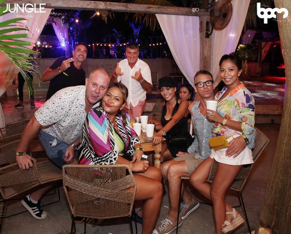 JUNGLE Bali presents BPM Festival