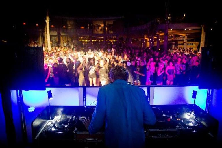Mark Ronson Live in Bali