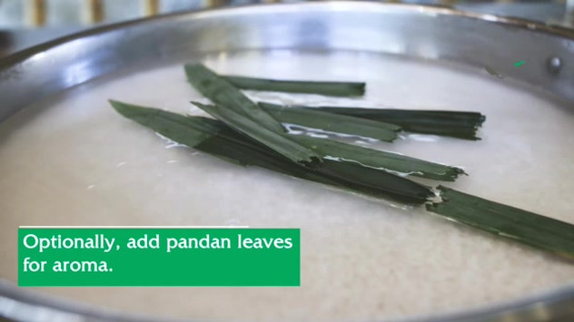 How To Make Indo Steamed Rice