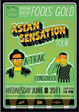 A-Trak & Congo Rock