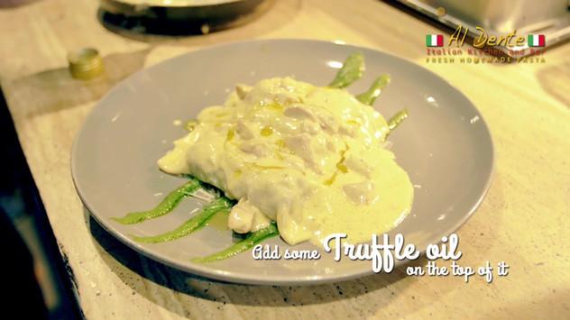 Cooking Pasta - Al Dente
