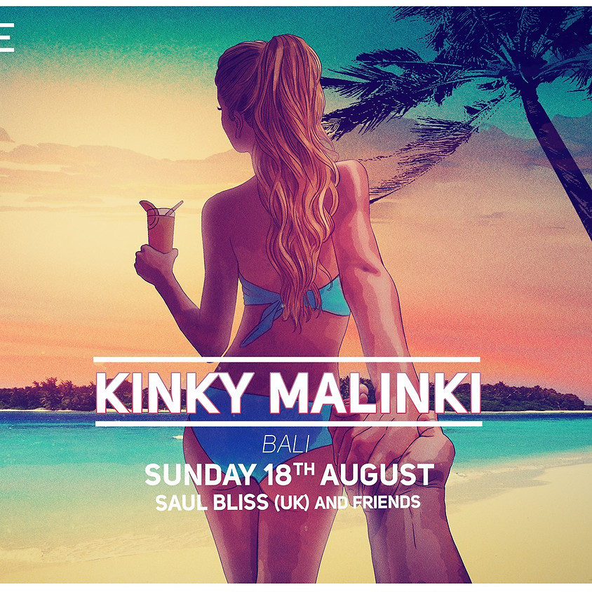 Kinky Malinki // Bali Pool Party