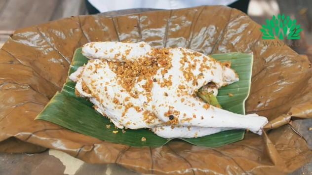 How to Make Ayam Betutu