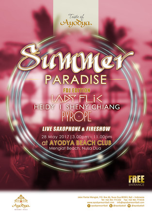 Summer Paradise FDJ Editions