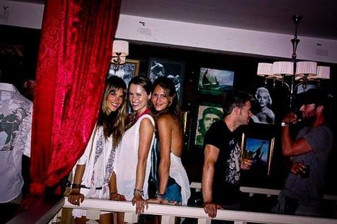 Tatiana Fontes & Alessandra Ambrosio