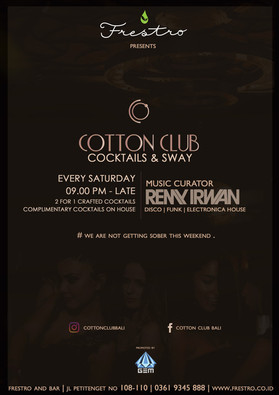 COTTON CLUB FRESTRO