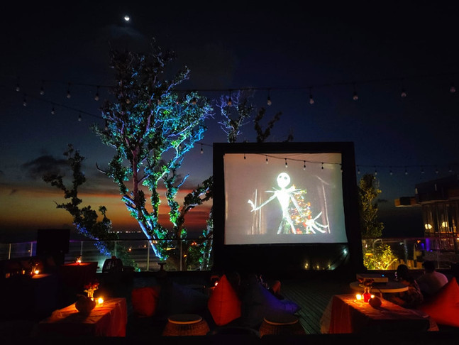Halloween Moonlight Cinema