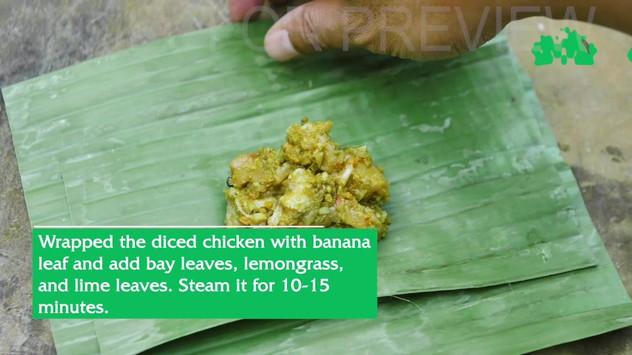 How to Make Tum Ayam