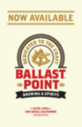 Ballast Point Craft Revolution Australia