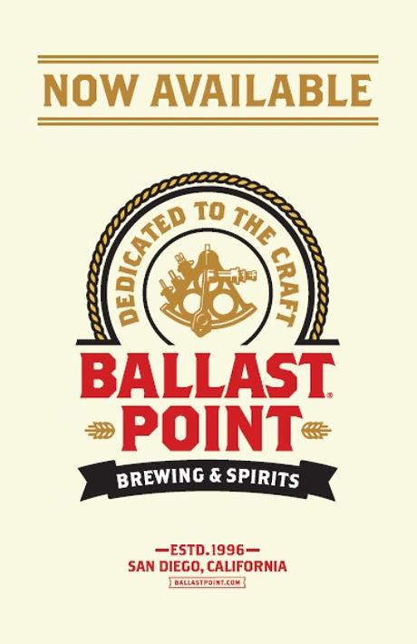 Ballast Point Craft Revolution Australia