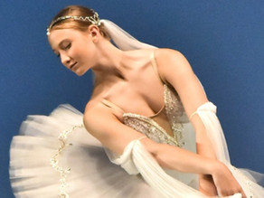 International Ballet School Wins Gold at AED Italy