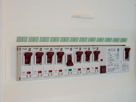 העברת קופסת חשמל