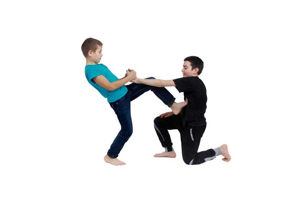 קרב מגע לילדים