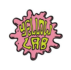 Yellow Lab Secondary Logo