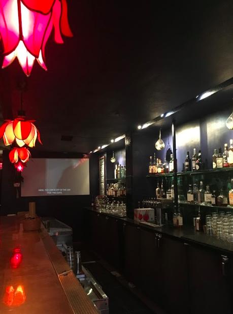 Final Bar Area