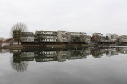 Thamesmead Reflection