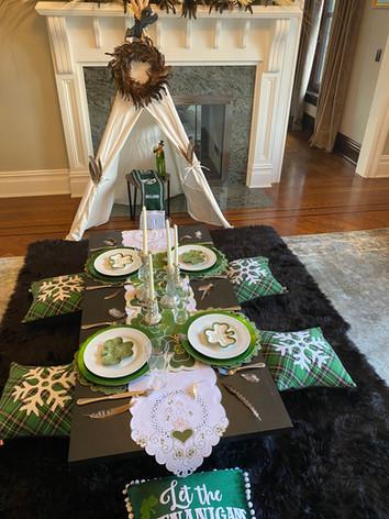 Classic St Patrick's DIY