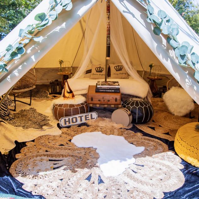 Luxury Slumber Tent