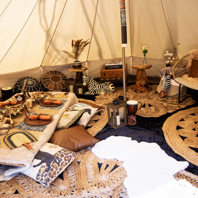 Tent Dinner