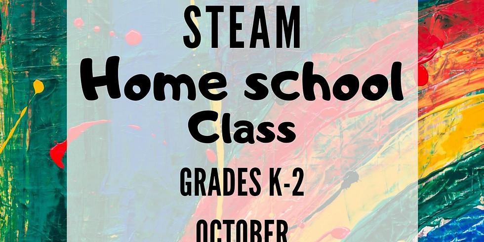 STEAM K-2nd Oct.