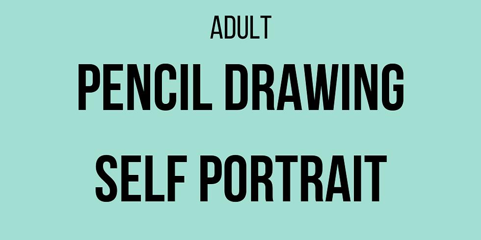 Adult Self Portrait Workshop