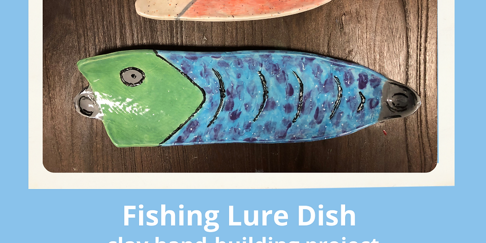 Fishing Lure Dish