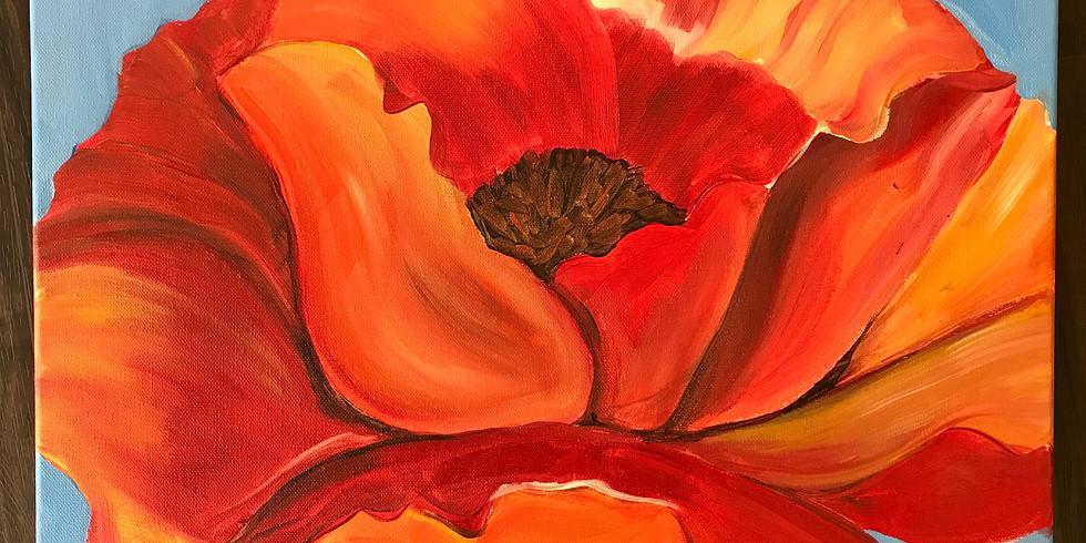O'Keeffe's Poppy