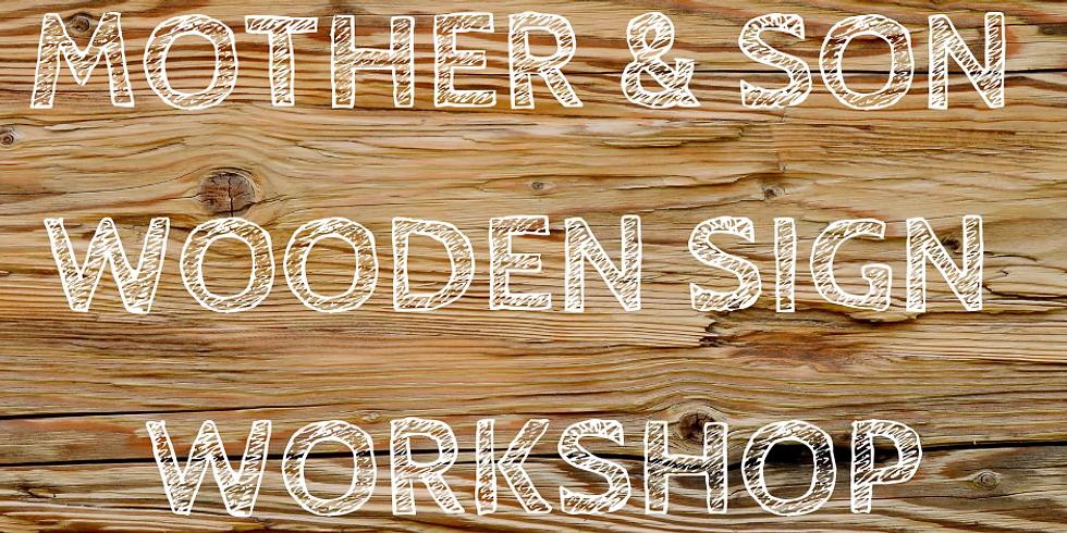 Mother & Son Workshop