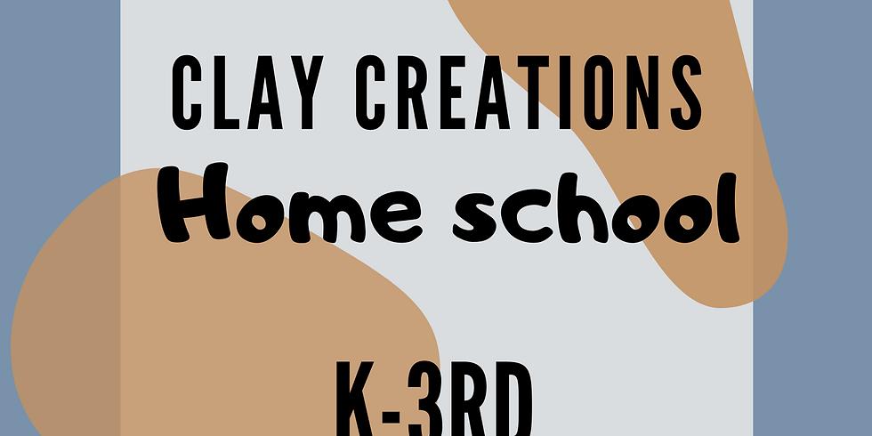 Clay Creations K-3