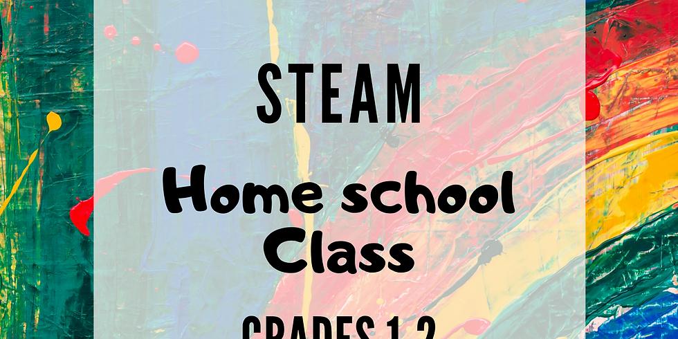 STEAM Home School Class 1st & 2nd