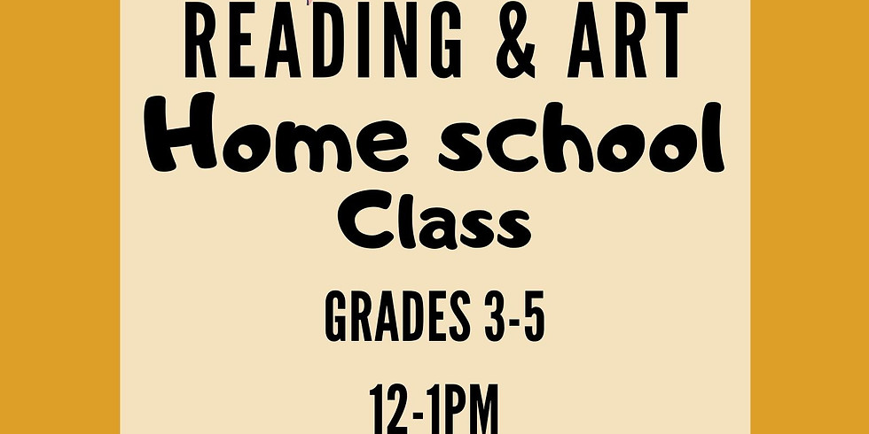 Reading and Art 3rd-5th