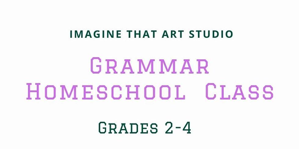 Grammar Homeschool Class (Grades 2-4)
