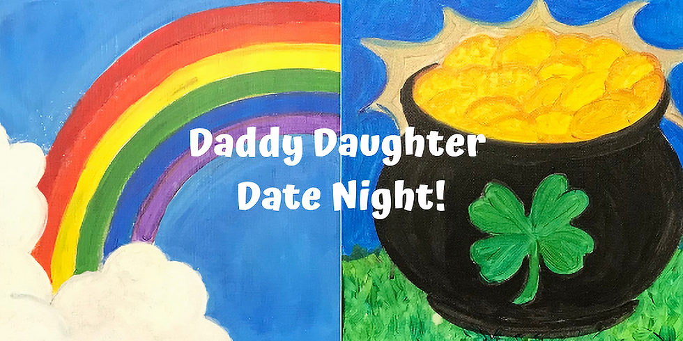 Daddy Daughter Date Night!
