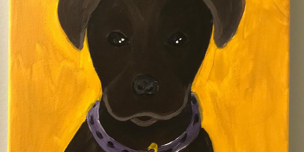 Paint your favorite pet!