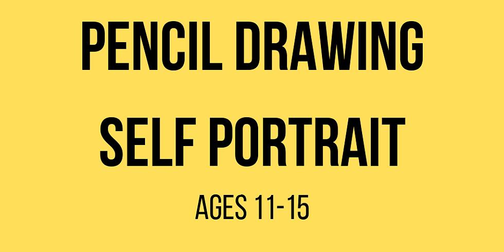 Self Portrait Workshop (Ages 11-15)