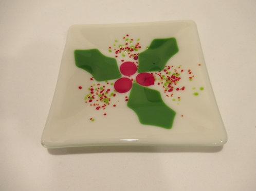 Snowflake plate #2