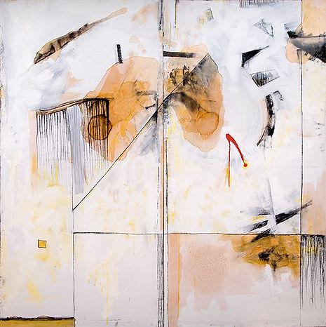 2009 Acrylic on canvas, 200x200 cm