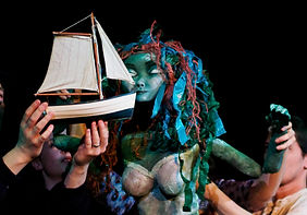 Moon On A Stick Puppetry Theatre Company London Milton Keynes Workshops