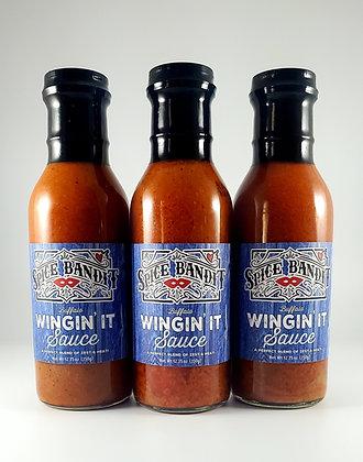 Wingin' It Sauce (3 Bottles)