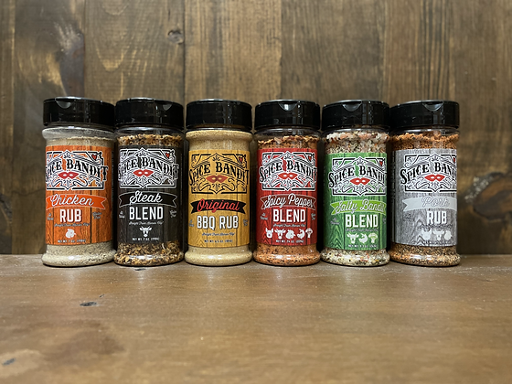 Sly Spice Collection