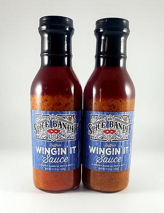 Wingin' It Sauce (2 Bottles)