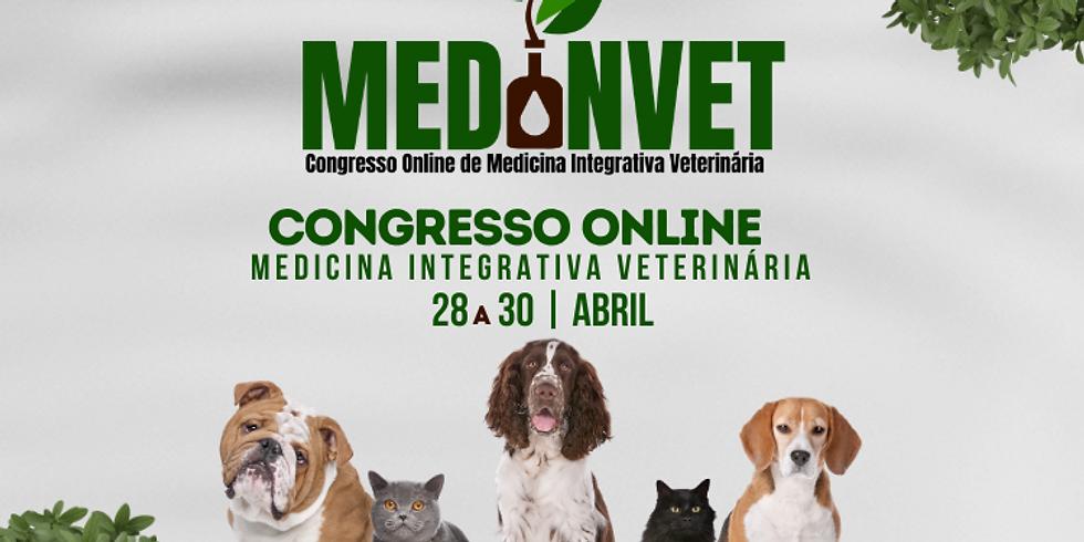 MEDINVET - Congresso Online de Medicina Integrativa Veterinária