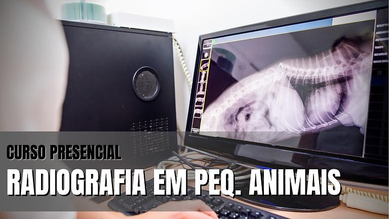 Curso Radiografia em Pequenos Animais