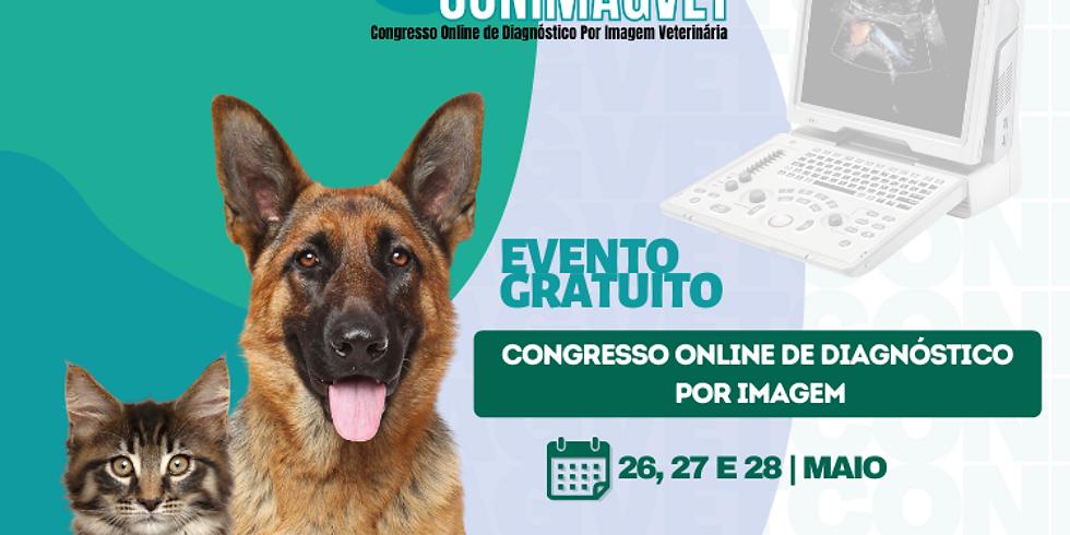 CONIMAGVET - Congresso Online de Diagnóstico por Imagem Veterinário