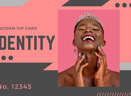 Reclaiming Your IDentity