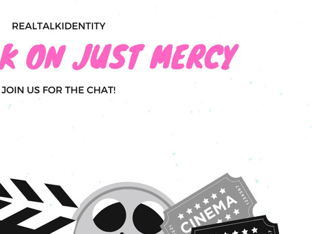 Real talk on Just Mercy..Have you seen it?