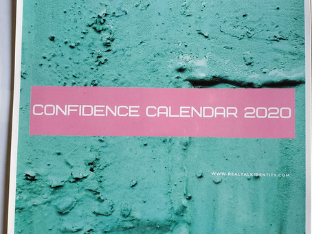Confidence Calendars 2020-- Get Yours Today!!