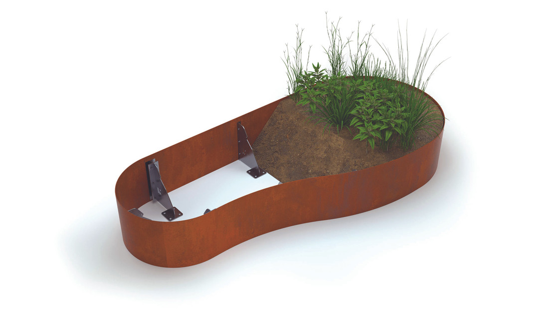 Planterline Series Planter System