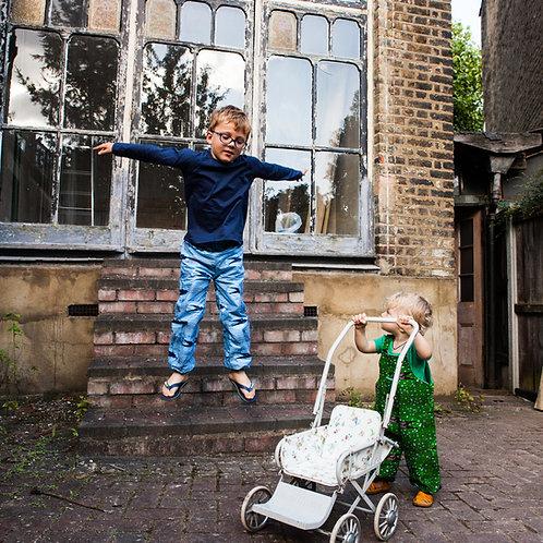 Children's Reversible Trousers